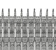 Oxbridge by scribbleandsons