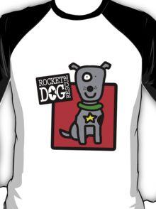 Rdr todd parr gray dog geek funny nerd T-Shirt