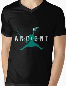 Air Ancient Mens V-Neck T-Shirt