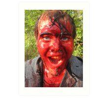 Blood Loving Art Print