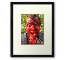 Blood Loving Framed Print