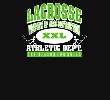 """Lacrosse Athletic Dept """"Weapons of Mass Destruction"""" T-Shirt"""