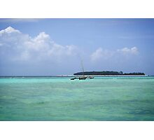 Indian ocean Photographic Print
