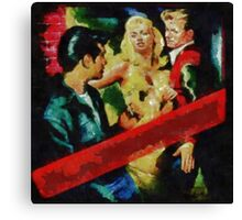 Jail Bait Canvas Print
