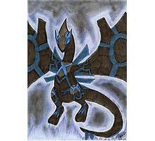 Earthbound Immortal Dark Lugia Photographic Print