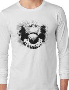 Tomorrow Psychedelic Rock T-Shirt Long Sleeve T-Shirt