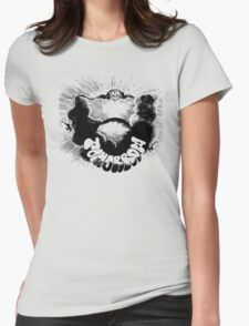 Tomorrow Psychedelic Rock T-Shirt Womens Fitted T-Shirt