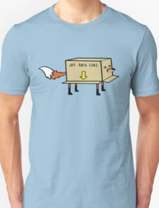 Fox Stuck in a Box T-Shirt