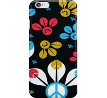 Peace Bumble Bees iPhone Case/Skin