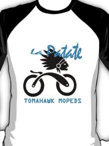 Tomahawk la patate track geek funny nerd T-Shirt