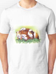 Good Luck Guinea Pigs II Unisex T-Shirt
