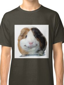 Keep Smiling with Angeelo the Guinea Pig! Classic T-Shirt