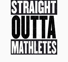 Straight Outta Mathletes Women's Tank Top