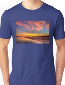 sunset at the state park Unisex T-Shirt