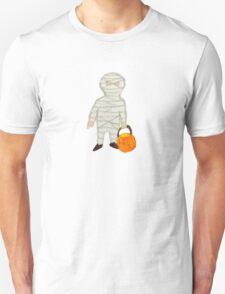 Toddies Halloween Trick or Treat Toddler Zombie Mummy Unisex T-Shirt
