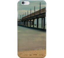 Seascape in Italy  iPhone Case/Skin