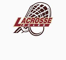 Lacrosse Rules Unisex T-Shirt