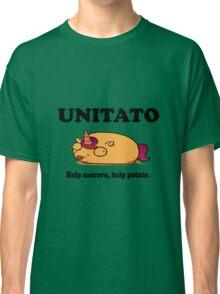 Unitato geek funny nerd Classic T-Shirt