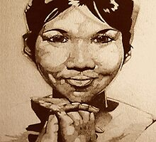 Retha Girl by Kimberly E Banks