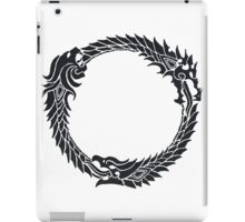 The Elder Scrolls logo iPad Case/Skin