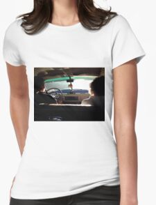Oldsmobile Womens Fitted T-Shirt