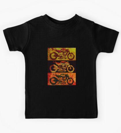 Fast Naked Bike Kids Tee