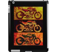 Fast Naked Bike iPad Case/Skin