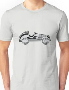 Vintage car geek funny nerd Unisex T-Shirt