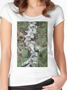 Spine Women's Fitted Scoop T-Shirt