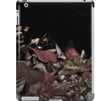 Remnants on the Ground iPad Case/Skin