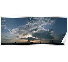 Blake Low sunset Poster