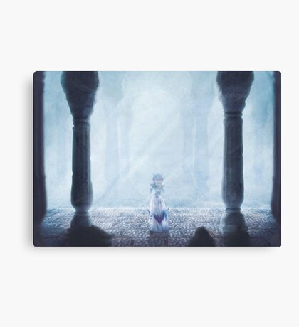 Birth of a Paladin (43 Left!) Canvas Print