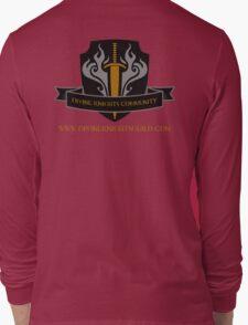 Divine Knights Community Long Sleeve T-Shirt
