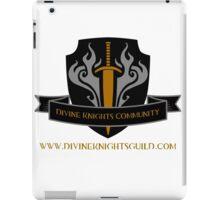 Divine Knights Community iPad Case/Skin