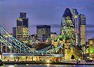 The City Of London - HDR by Colin  Williams Photography