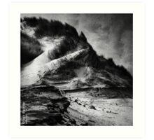 Sand Dune - Formby Art Print