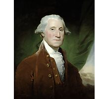 President George Washington Photographic Print