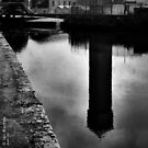 Reflection - Wigan by synergymono