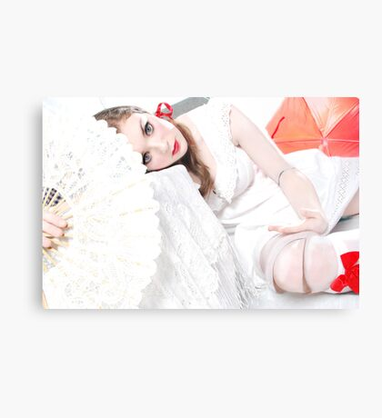 Doll 7 Canvas Print