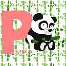 p for panda by alapapaju