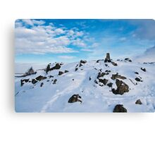 Beacon Hill Leicestershire Canvas Print