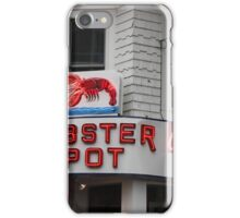 The Lobster Pot iPhone Case/Skin