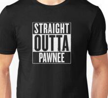 Straight Outta Pawnee Unisex T-Shirt