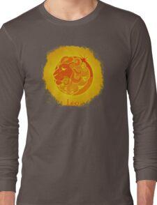 Zodiac: Leo Long Sleeve T-Shirt