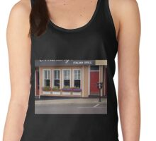Welcome - But Watch Your Step   (Welcome 1) Women's Tank Top