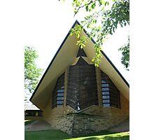 Unitarian Meeting House -- Madison, Wisconsin Photographic Print
