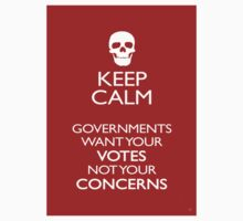 KEEP CALM - GOVERNMENTS T-Shirt