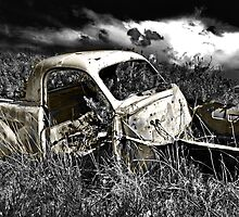 Rust In Peace- Barwon Heads Road Outer Geelong by shadesofcolor