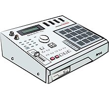 MPC 2000 by Trevor Brooks