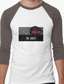 Bad Mr. Robot Men's Baseball ¾ T-Shirt